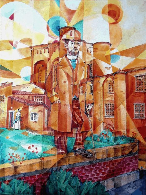 Toulouse Lautrec, sa ville et son musée (ALBI)