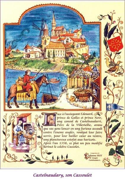 Castelnaudary-cassoulet-