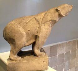 Le Sculpteur - Achille VILQUIN