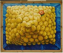 1997 Kheops: Pyramide de Pommes