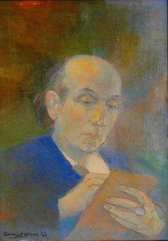 Portrait de Joë Bousquet