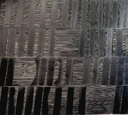 Polyptique 324x362 cm <br /><b>Musée Soulages-Rodez</b>